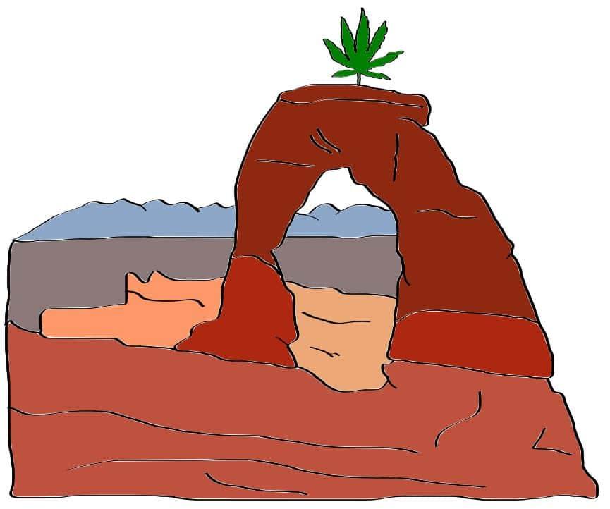is marijuana legal in Utah
