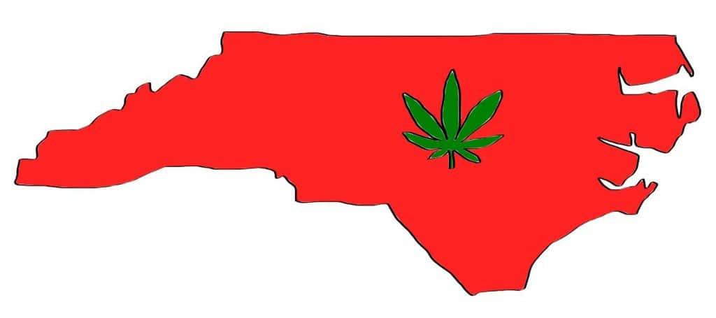 is marijuana legal in North Carolina