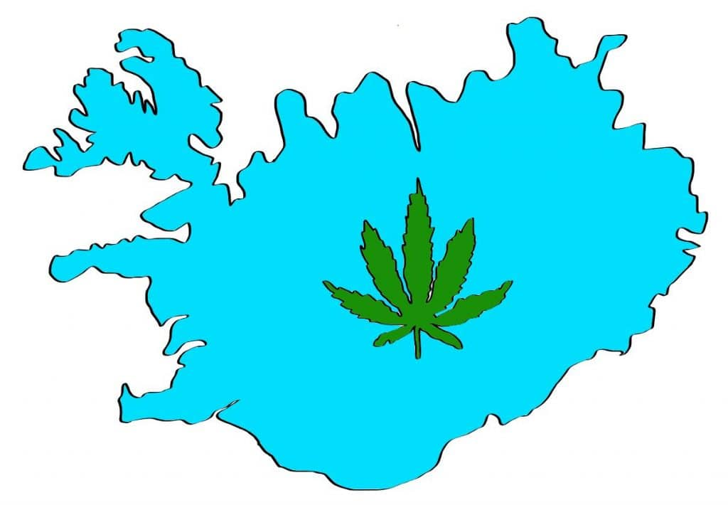 is marijuana legal in Iceland