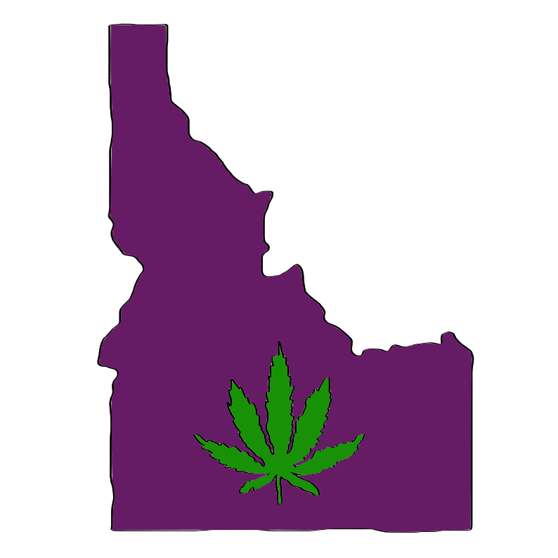 is marijuana legal in Idaho