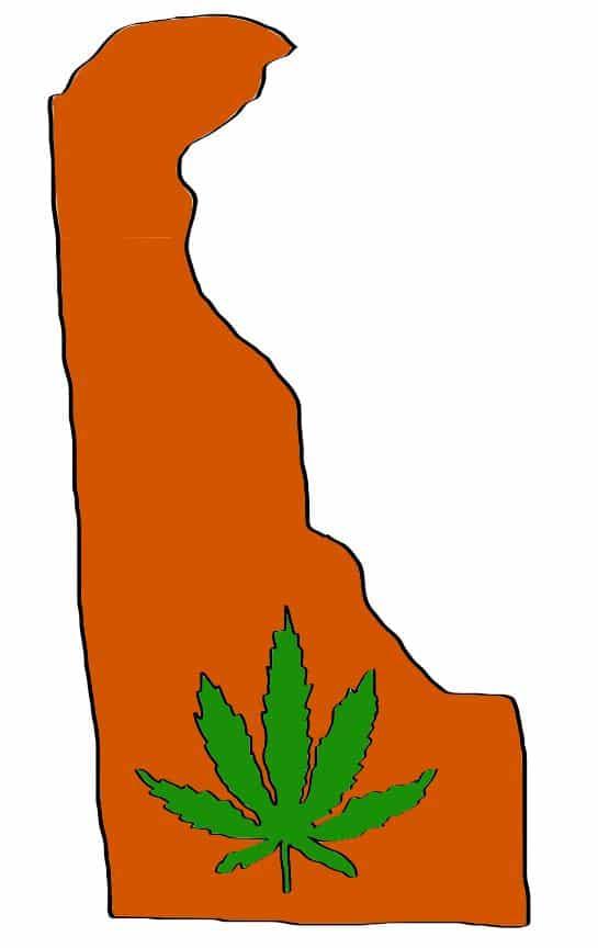 is weed legal in Delaware