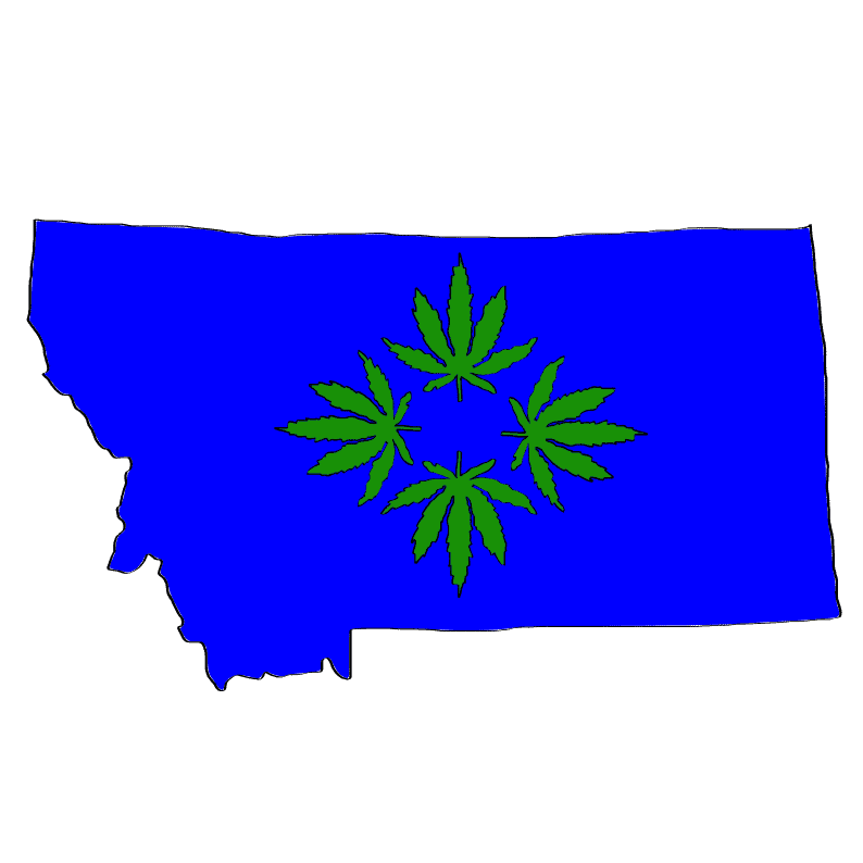 is weed legal in Montana