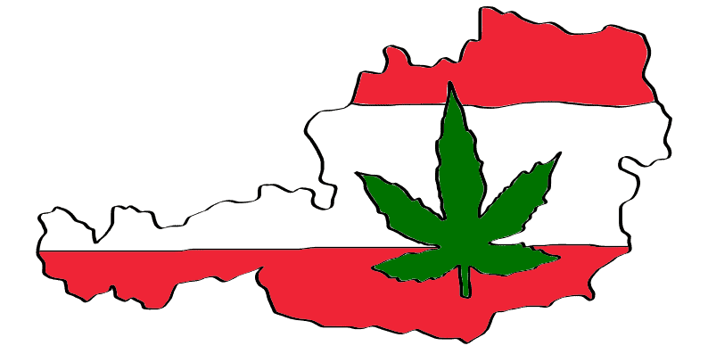 is weed legal in Austria