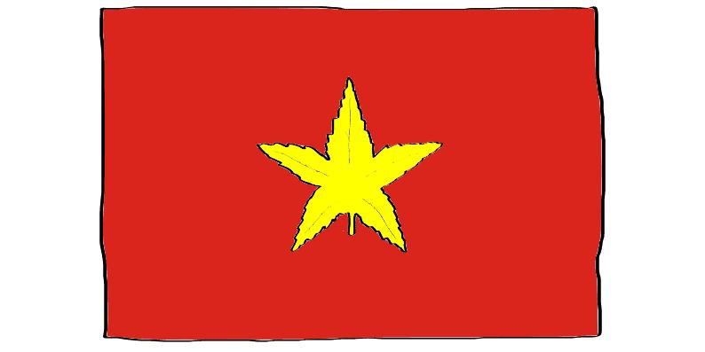is weed legal in Vietnam