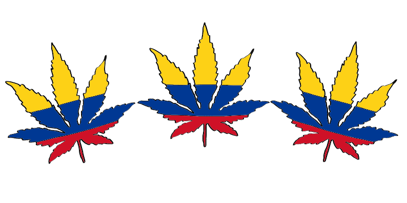 is weed legal in Colombia